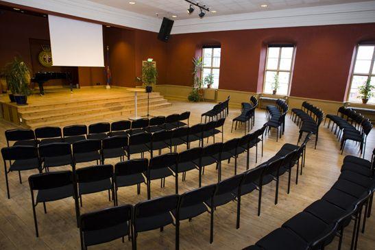 konferens oscarssalen