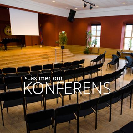 Läs mer om Konferens