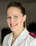 Kårledare Johanna Fryk